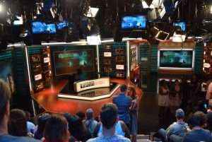 Nightly Show Set